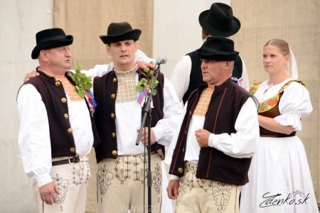Turčianske slávnosti folklóru 2013 - 3