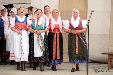 Turčianske slávnosti folklóru 2013 - 4