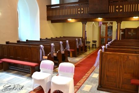 Svadobný obrad - kostol 1
