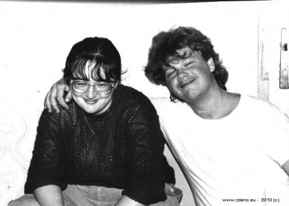 Brigáda - NOVOFRUCT Nové Zámky - august 1986 - 9