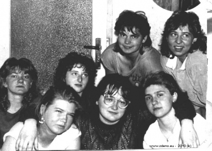Brigáda - NOVOFRUCT Nové Zámky - august 1986 - 17